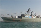 Damavand Destroyer to Join Iran Naval Fleet Monday
