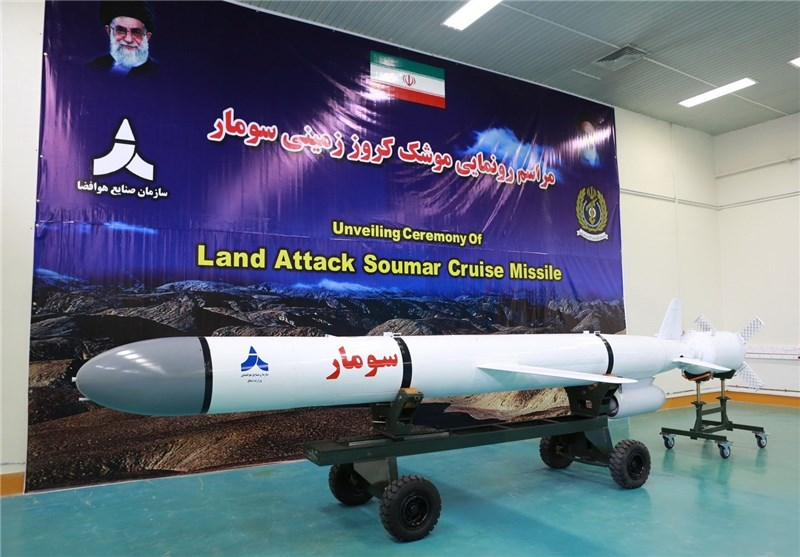 Iranian Cruise Missile to Be Delivered to IRGC: Deputy Defense Minister