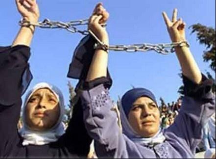 تقریر .. «إسرائیل» اعتقلت 15000 فلسطینیة منذ 1967 وشادیة أبو غزالة أول شهیدة وفاطمة برناوی أول اسیرة