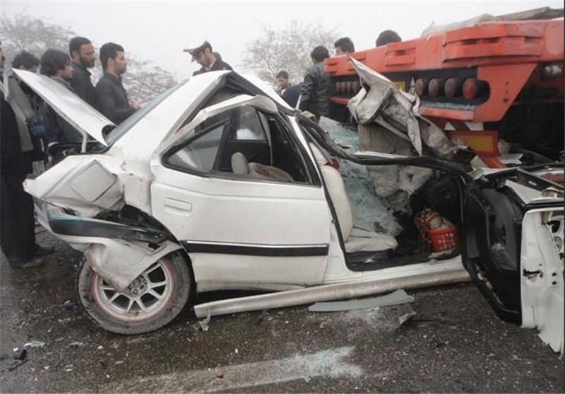 حوادث رانندگی روز طبیعت در قم 22 مجروح برجای گذاشت