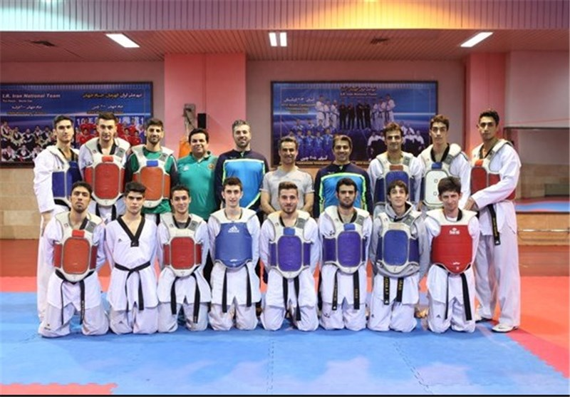 Iran's Mardani, Hadipour Win Golds in Dutch Taekwondo Tournament