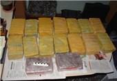 باند حرفهای مواد مخدر با 600 کیلوگرم تریاک در بوشهر متلاشی شد