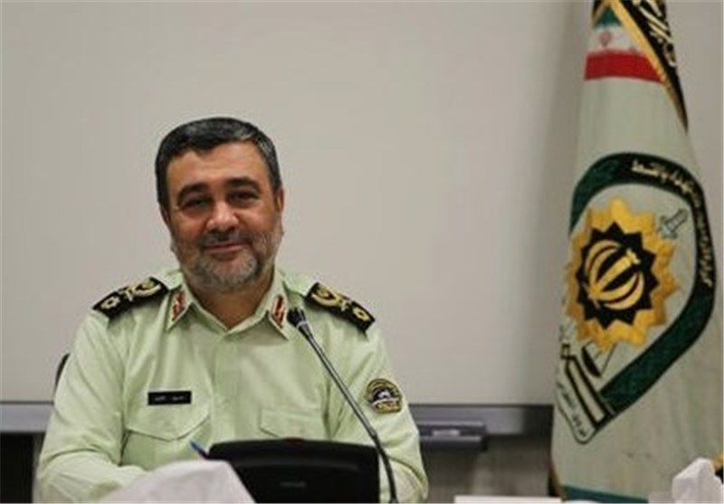Iran's Police Chief Unveils Special Plans for New Year's Holidays