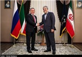 Iran, Russia's Tatarstan Confer on Expansion of Scientific Ties