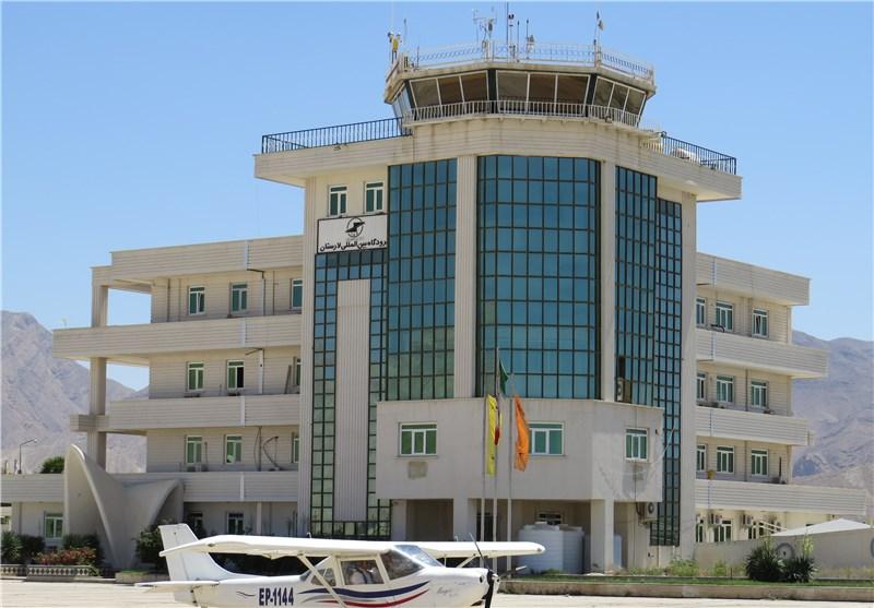 فرودگاه لارستان