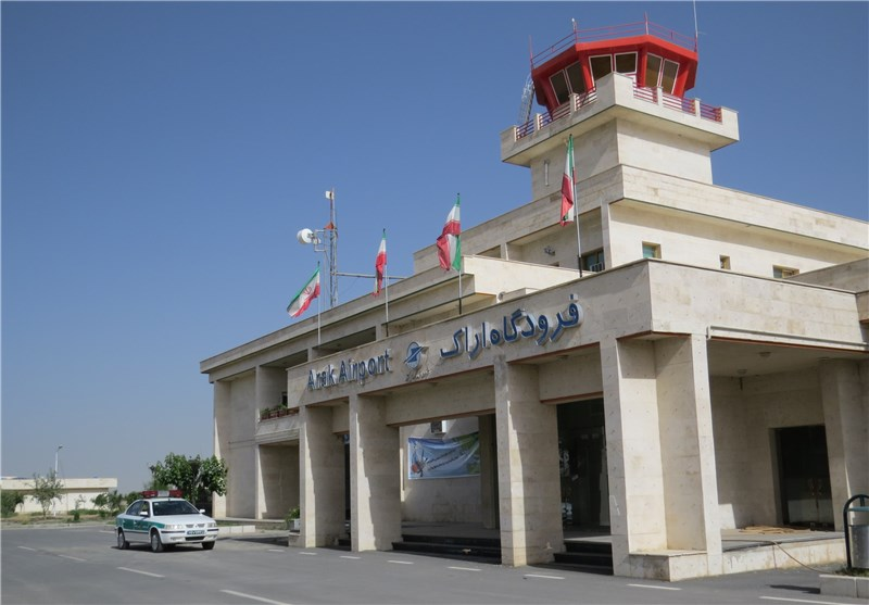 فرودگاه اراک