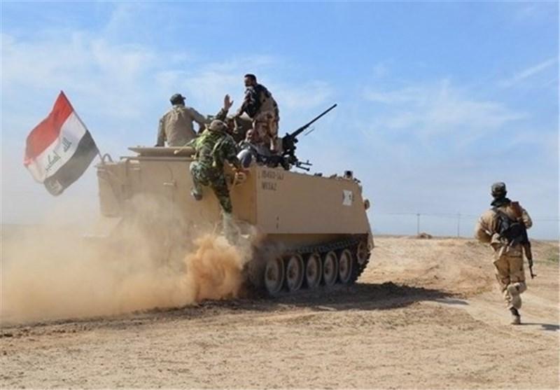 القوات العراقیة - الکرمة