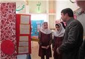 3500 اثر از سراسر استان زنجان به نمایشگاه جابربن حیان ارائه شد