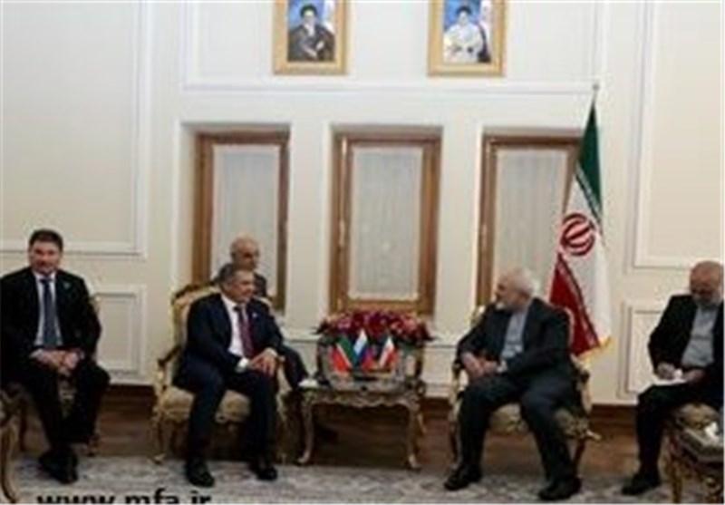 Russia's Tatarstan Stresses Closer Ties with Iran