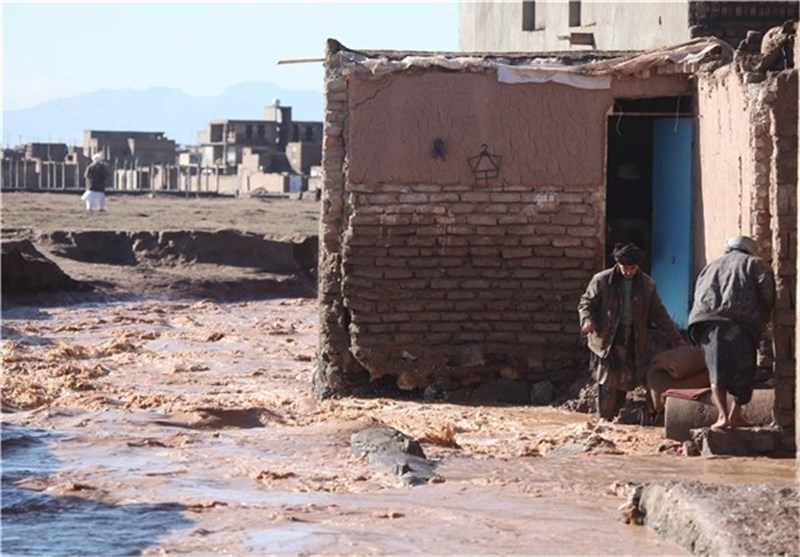 UN Says 122,600 Afghans in Need of Aid after Severe Floods
