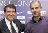 پاسخ لاپورتا به حمایت گواردیولا از کاندیداتوری رئیس پیشین کاتالانها