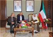 Iranian Speaker, Kuwaiti Officials Discuss Bilateral, Regional Issues