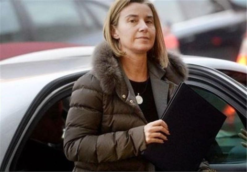 Iran Nuclear Talks at Crucial Stage: EU's Mogherini