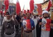 ملت بحرین خواهان آزادی زندانیان سیاسی شدند