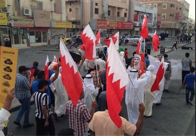 چالشهای داخلی انقلاب بحرین
