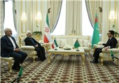 President Rouhani Urges Expansion of Iran-Turkmenistan Ties