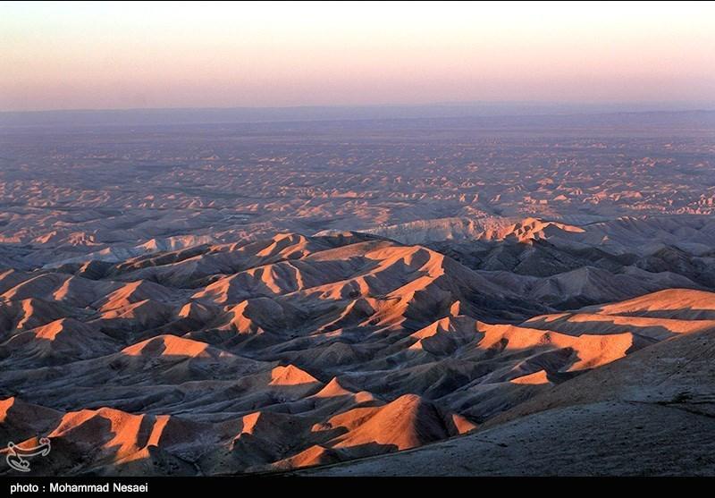 صحراء لوط فی ایران ... قریبا على قائمة الیونسکو