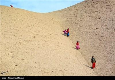 Iran's Beauties in Photos:Turkmen Sahra