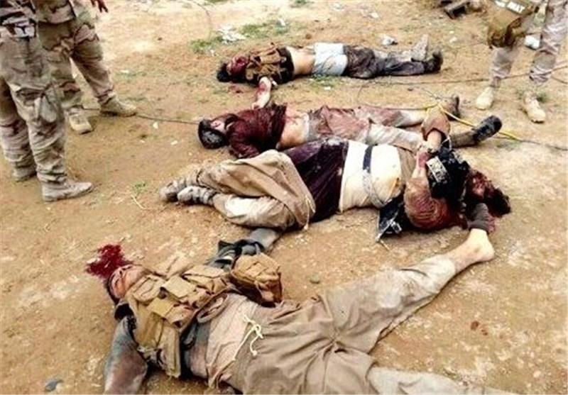 روایتی واقعی از جنگ با داعش در تکریت