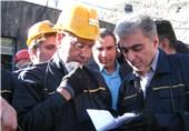 روایت دوربین از سفر نیمروزه وزیر کار به دامغان
