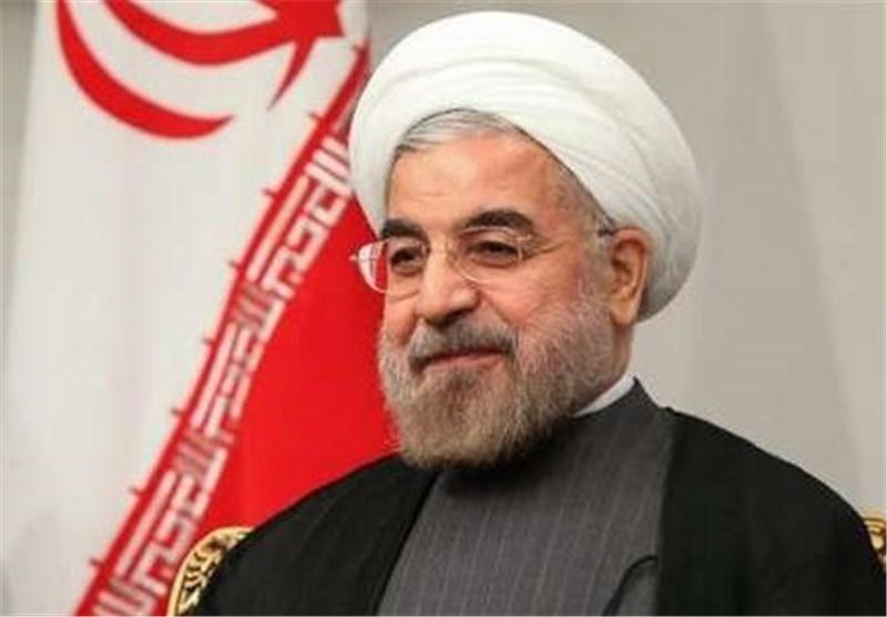 روحانی : جمهوریة ترکمنستان تدعم دوما التقنیة النوویة الایرانیة