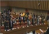 برگزاری مراسم تحلیف اعضای جدید مجلس سنای پاکستان