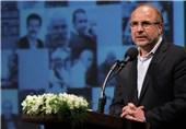 شهردار تهران به دومین سوگواره خمسه پیام داد