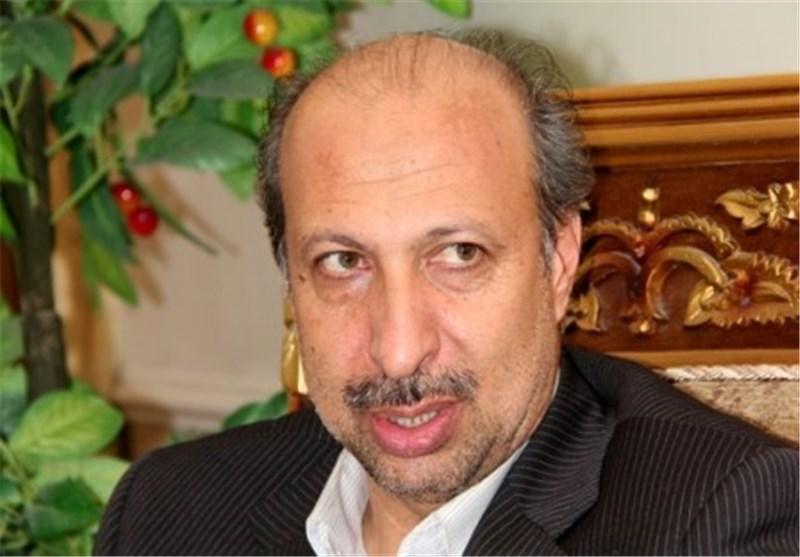 محمدرضا شاملو معاون بنیاد مسکن