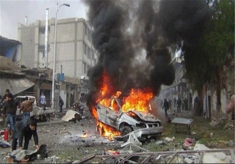 4 شهداء بتفجیر انتحاری فی مدینة حمص وسط سوریا
