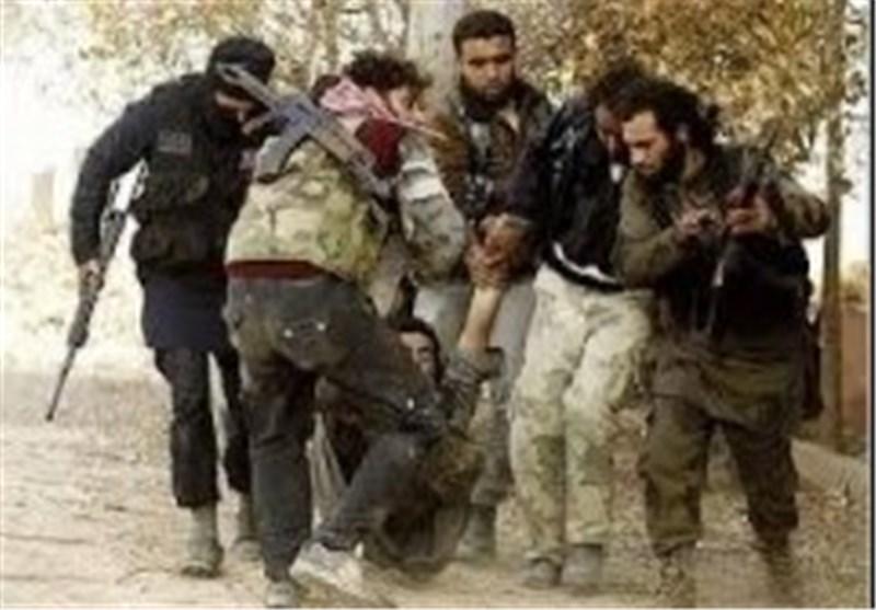 داعش تامر بقتل جرحاها