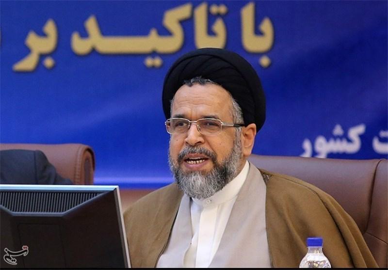 وزیر الأمن: العدو یرید تشکیل قطبین ضد المفاوضات النوویة بین ایران ومجموعة 5+1