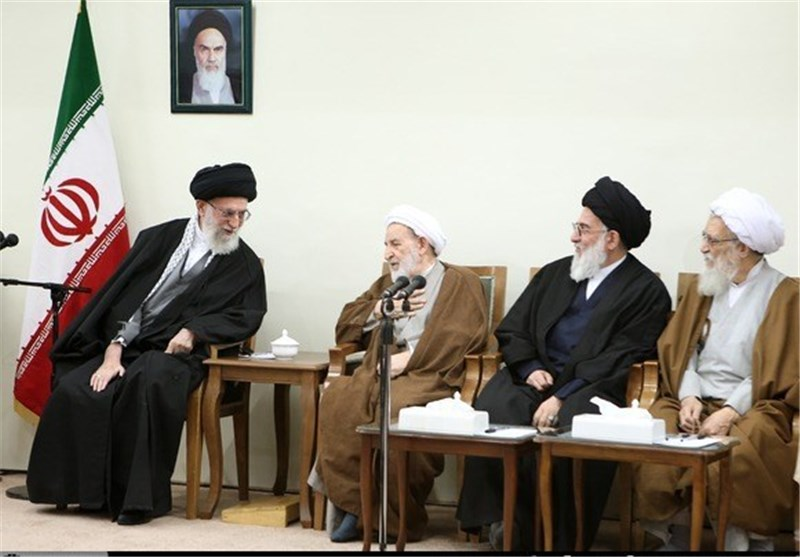 فیلم/دیدار نمایندگان مجلس خبرگان با رهبر انقلاب
