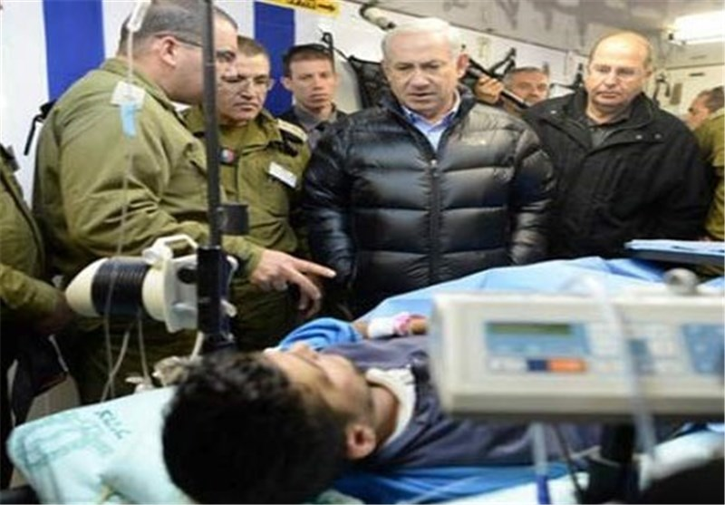 """صحیفة """"هآرتس"""" الصهیونیة مسؤول رفیع فی المعارضة السوریة المسلحة یزور «اسرائیل»."""