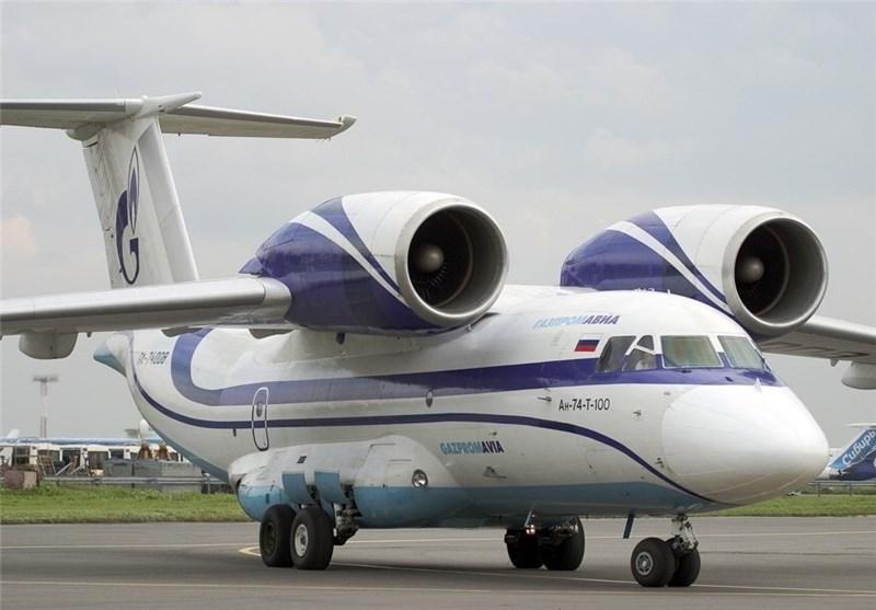 پرواز دوباره آنتونوف با مجوز سازمان هواپیمایی