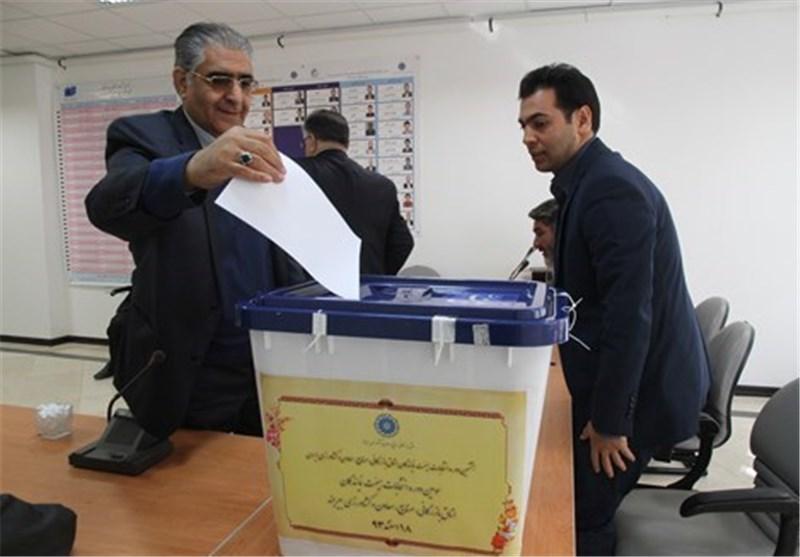 اتاق بیرجند بالاترین میزان مشارکت در انتخابات اتاقهای بازرگانی کشور را کسب کرد