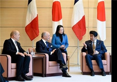 ژاپن قرارداد تسلیحاتی با فرانسه امضا میکند