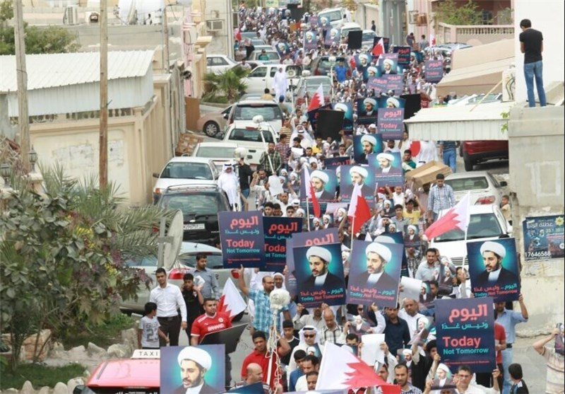 Bahrainis Stage Protest Rallies in Solidarity with Political Prisoners
