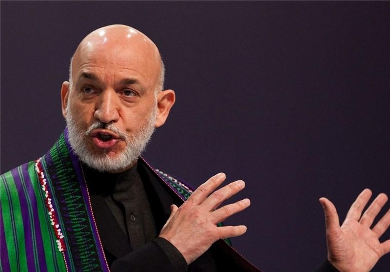 کرزی: عوامل خارجی مهمترین دلیل ناامنی در افغانستان است