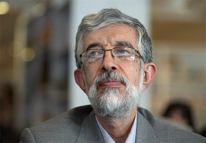 حداد عادل: آیة الله هاشمی رفسنجانی کان له دورا فاعلا على کافة أصعدة الثورة الإسلامیة