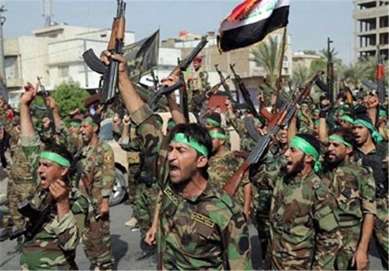 """الحشد الشعبی العراقی یقتل 70 عنصر من """"داعش"""" بکمین محکم فی بشیر"""