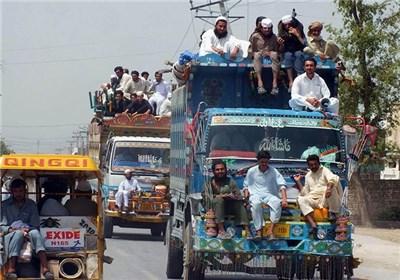 آغاز سومین دور خروج پناهجویان پاکستانی از افغانستان