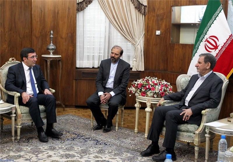 Iran-Turkey Cooperation Can Help Resolve Regional Issues: VP