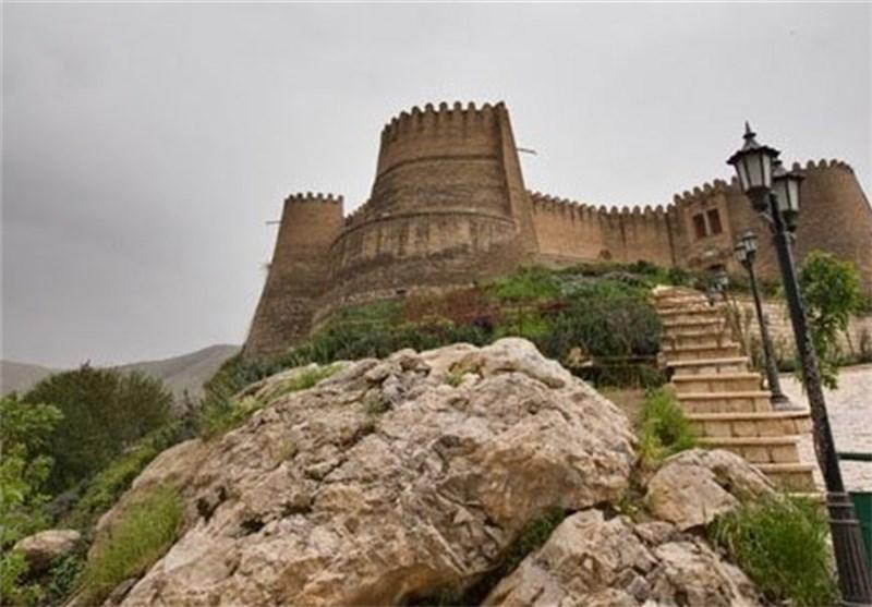 قلعه فلک الافلاک لرستان8