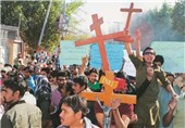 Christians Hold Protest Rallies in Pakistan against Lahore Attacks