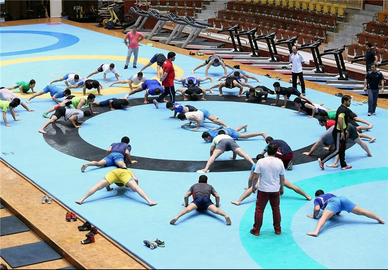 Iran Lineup Set for Freestyle Wrestling World Cup