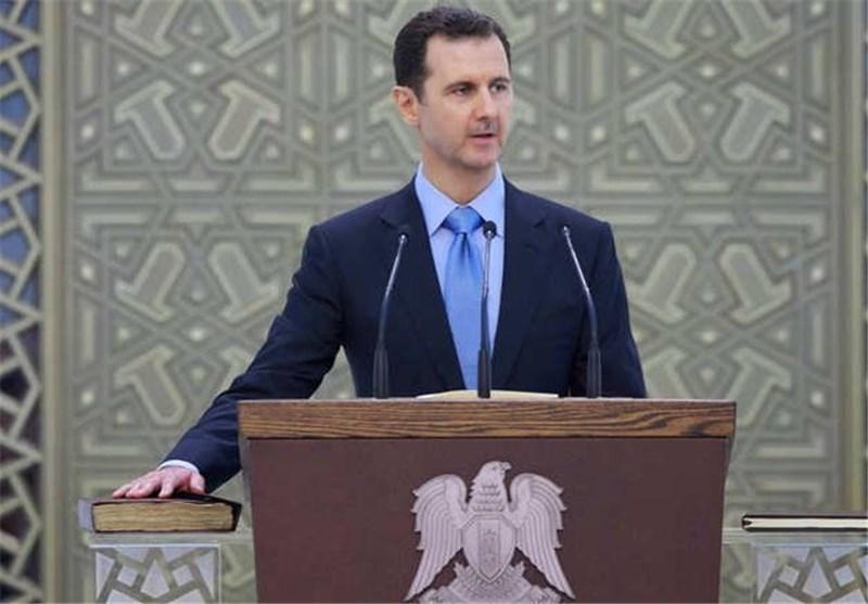 بشار اسد سوریه