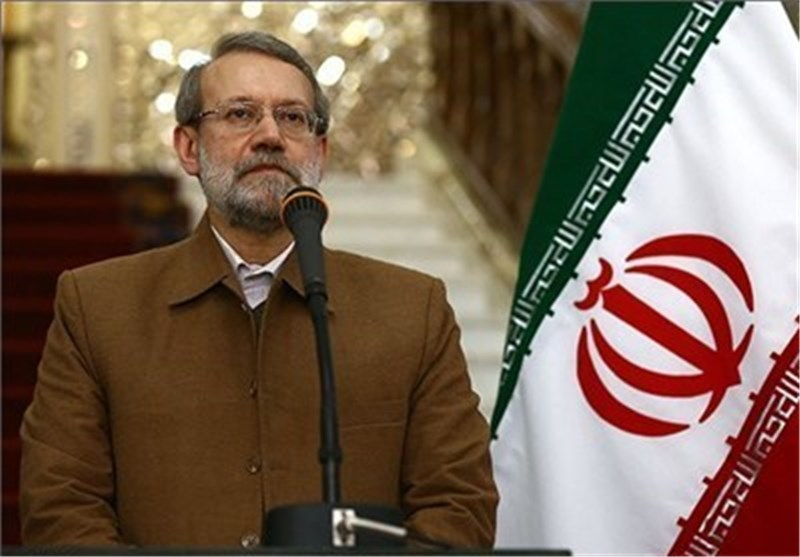 "Iran's Speaker Terms US Senators' Move ""Naive"""