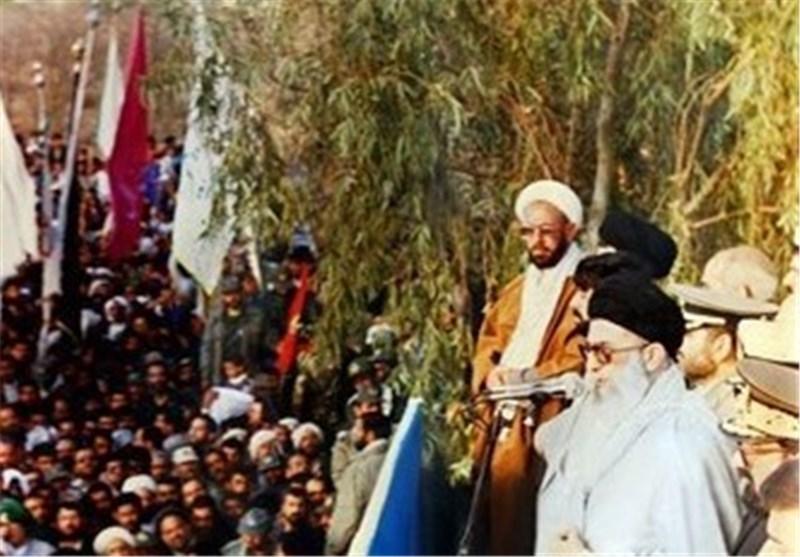 سفر رهبری به خوزستان