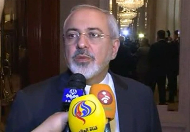 Foreign Ministers Unlikely to Join Iran Nuclear Talks: Zarif