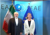 Iran's Zarif, EU's Mogherini to Make Statement on Nuclear Deal Implementation